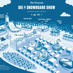 Interview with the London Ski Show on their move to Battersea