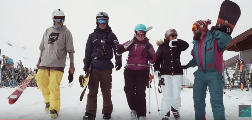ski explorers