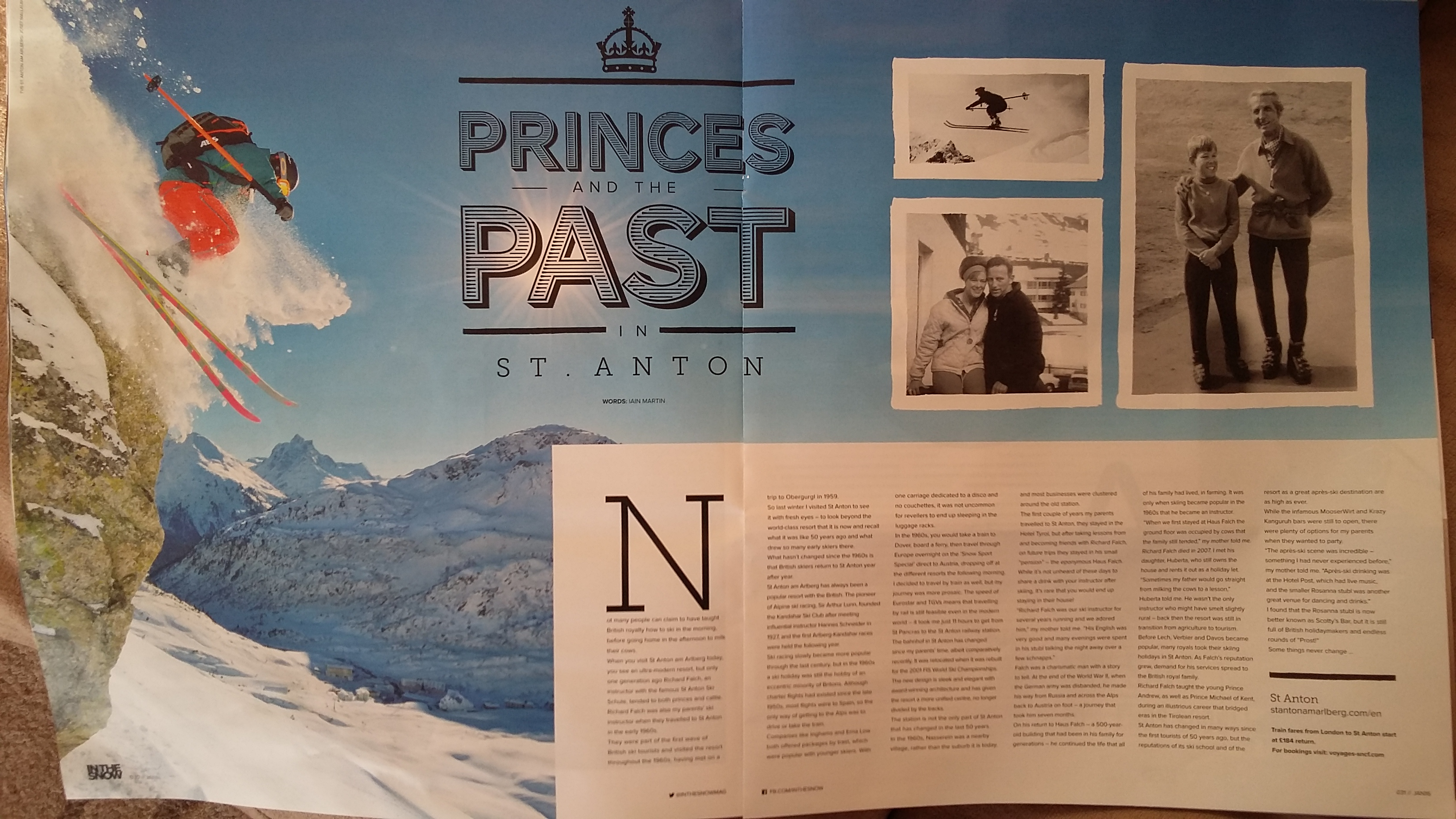 ITS st anton article