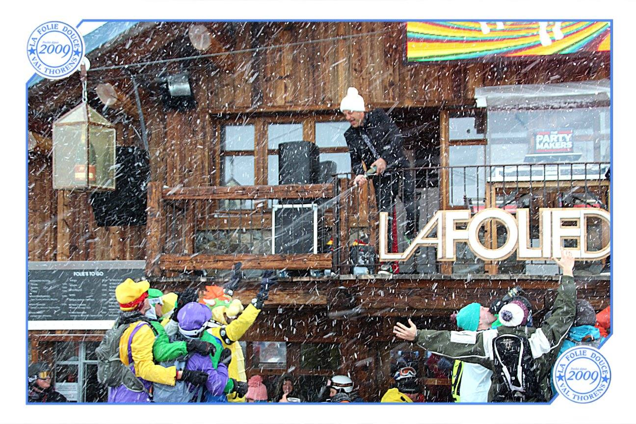 folie val thorens