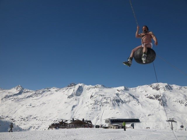 obergurgl wrecking ball