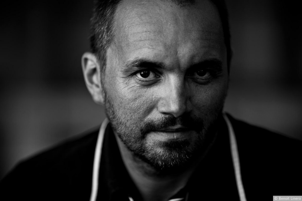 christophe aribert chef
