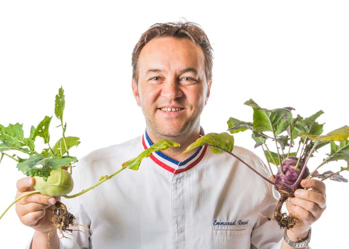 Emmanuel Renaut chef