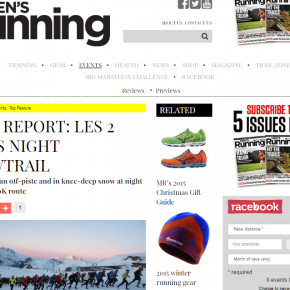 Les 2 Alpes article by Skipedia in 'Men's Running'