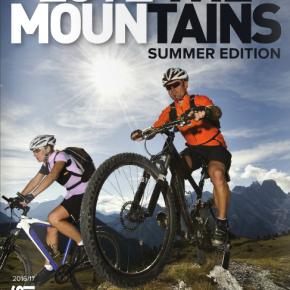 Tignes article by Skipedia in 'Love The Mountains' Magazine