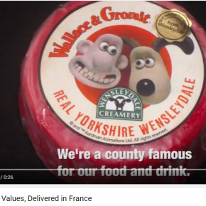 Case Study: Le Ski score Viral Video win on Yorkshire Day