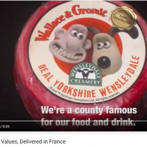 Case Study: Le Ski score Viral Video win on Yorkshire Day