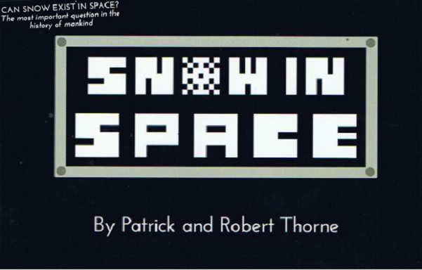 snow in space book