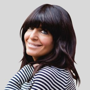Claudia. Winkleman. You. Will. Get. Skiing.