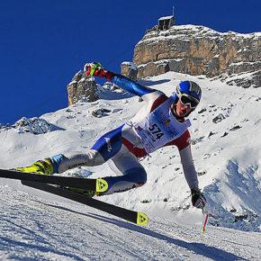 Murren Inferno article in Skier & Snowboarder Magazine