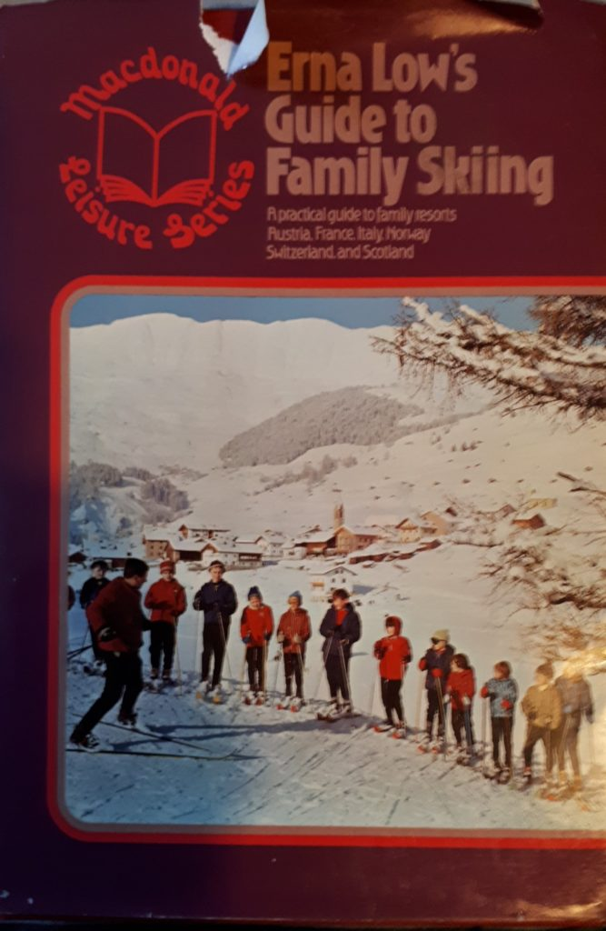 erna low guide to family skiing