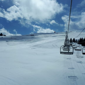 Les Saisies family skiing article on InTheSnow