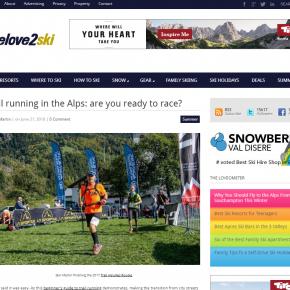 Trail Running article by Skipedia on welove2ski