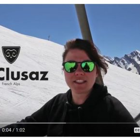 Why La Clusaz has produced the best ski resort video this year...