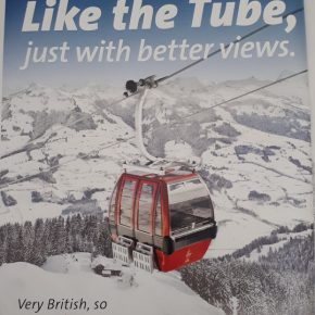 Would you want to go to a ski resort that's 'like the Tube'?
