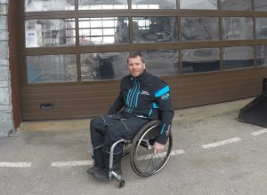 antoine motillon in wheelchair