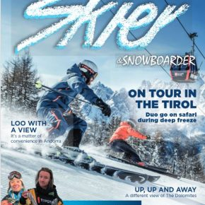 La Rosière article by Skipedia in Skier & Snowboarder Magazine