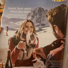 Ski Ads in 'The Guardian', Sep 2019