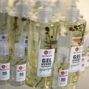 Génépi Hand Sanitizer: Val Thorens create the perfect Alpine hand gel