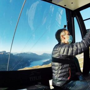 Study shows ski resort cable car rides safer than going to work