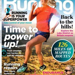 'UTMB' article in Trail Running Magazine
