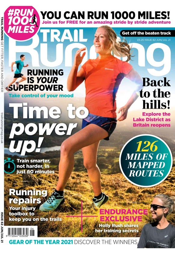 Trail Running Magazine: Training for the UMTB in the UK