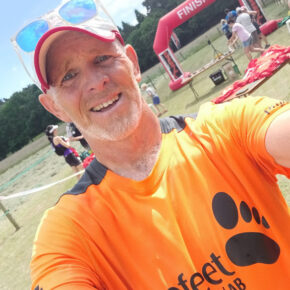 'Pilgrim Challenge' Article in Trail Running Magazine